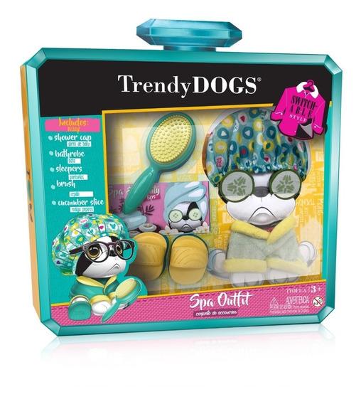 Trendy Dogs Cambia Look Conjunto De Accesorios De Spa Intek