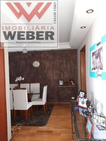 Apto Duplex C/ 3 Dorm, 1 Suíte, 160 M³ Á Venda R$ 570.000,00 Jd Simus - 921