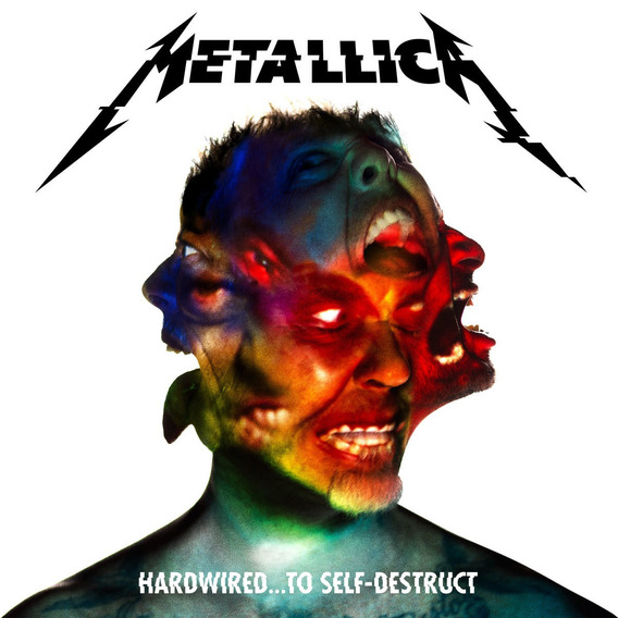 Metallica Hardwired To Self Destruct 2 Cd Nuevo Sellado