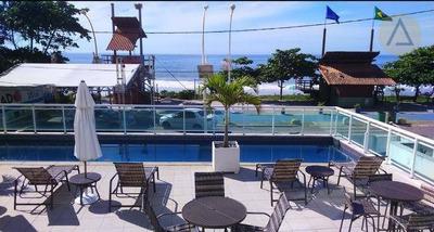 Flat Com 1 Dormitório Para Alugar, 27 M² Por R$ 1.000/mês - Praia Do Pecado - Macaé/rj - Fl0024