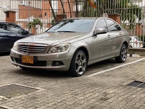 Mercedes-benz Clase C 2008 1.8 Classic 184 Hp