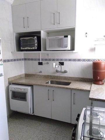 Apartamento Para Venda, 3 Dormitórios, Nova Mogilar - Mogi Das Cruzes - 3074