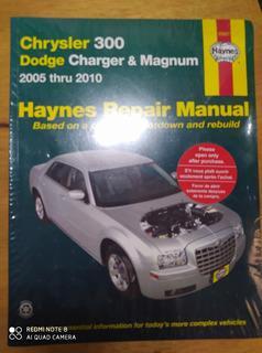 Haynes Chrysler 300c Dodge Charger & Magnum 2005-2010