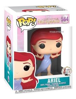 Funko Pop Princesas Disney Varios Modelos Orig Scarlet Kids