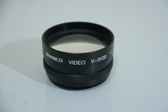 Lente Ambico V-3100 Tele 1,5x Rosca 46mm
