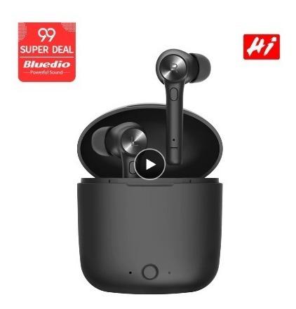 Fone De Ouvido Bluedio Estéreo Bluetooth 5.0 Ótima Qualidade