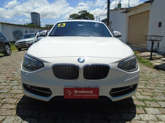 Bmw 118 Sport 1.6 Turbo Autom.ricardo Multimarcas Suzano