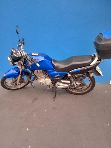 Suzuki Yes 125 2011 Cg Titan Ybr