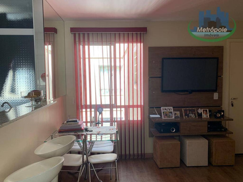 Apartamento À Venda, 46 M² Por R$ 190.000,00 - Bonsucesso - Guarulhos/sp - Ap1148