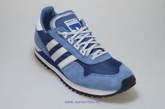 Tenis adidas Originals Zx 400 Bluesky/ Nasotafi2