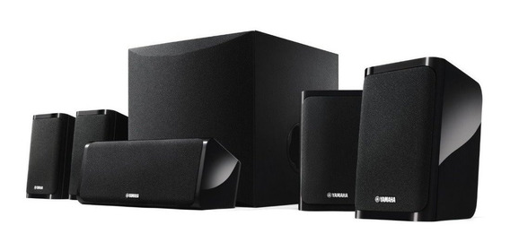Home Theater Yamaha Ns-p41 Nf-e