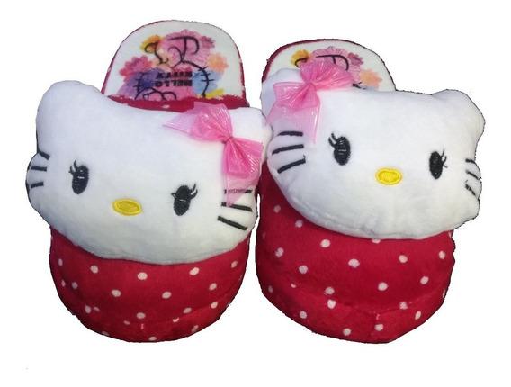 Pantuflas Hello Kitty Unitalla Envio Gratis