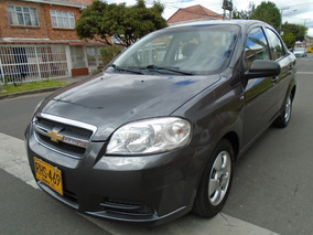 Chevrolet Aveo Emotion 1600cc Mt Aa 1ab Abs
