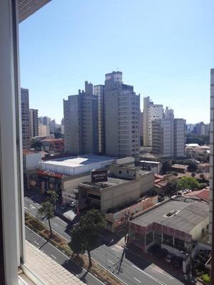 Apartamento Com 3 Dormitórios À Venda, 124 M² Por R$ 550.000 - Centro - Campinas/sp - Ap12721