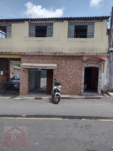 Sala Para Alugar, 200 M² Por R$ 3.000,00/mês - Vila São Francisco De Assis - Cotia/sp - Sa0011