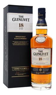 The Glenlivet 18 Años Single Malt 700ml. Avellaneda.