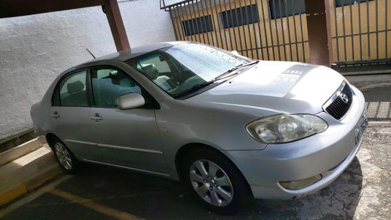 Toyota Corolla Xei 1.8 -ano 2008 - Automático - Completo