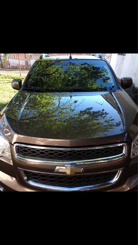 Chevrolet S10 2012 2.8 Ltz Cab. Dupla 4x4 Aut. 4p