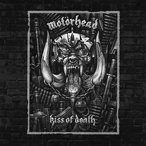 Vinilo : Motorhead - Kiss Of Death (lp Vinyl)