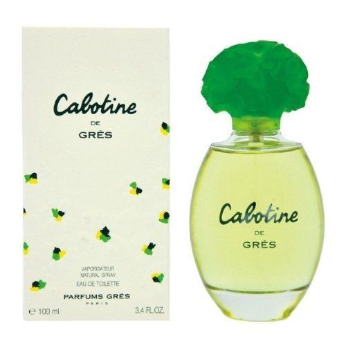 Perfume Cabotine 100ml Parfums Grés Paris 100% Original