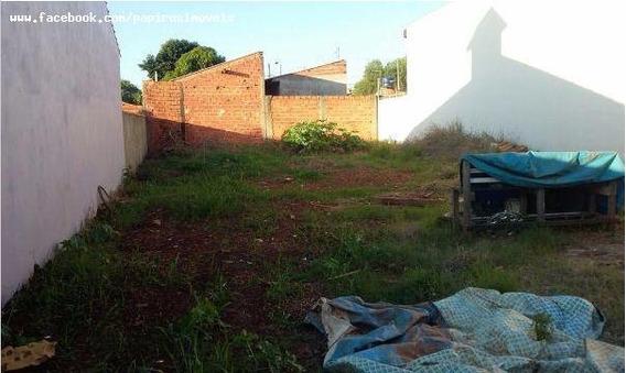 Terreno Para Venda Em Tatuí, Jardim Santa Rita De Cássia - 207