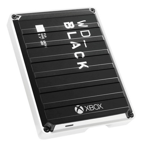 Disco Externo Wd Black 5tb P10 Game Drive For Xbox