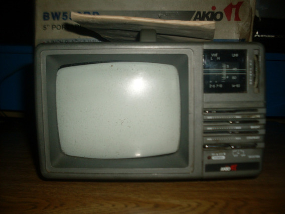 Tv Radio Aiko 5 Polegada Mod: Bw550rd