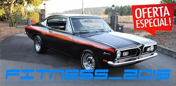 Plymouth Barracuda 440 año 1969 limitado 6.880 unid m2 1:64 OVP nuevo
