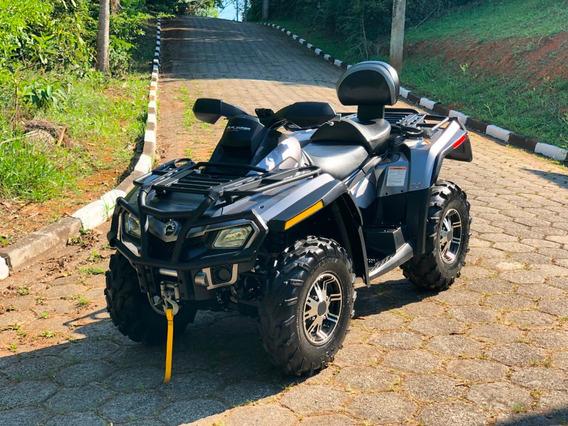 Quadriciclo Can Am 800 Max Limited 4x4 Versão Mais Completa