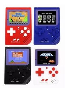 Retro Mini Consola Juego Portatil 8 Bits Color 129