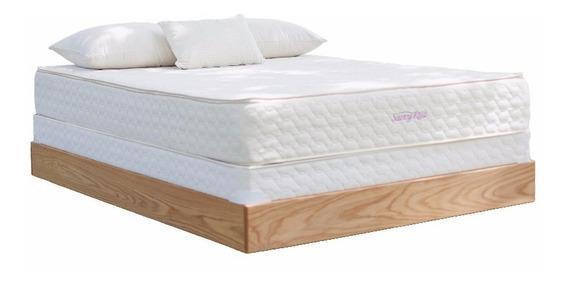 Colchon Organico Savvy Rest Serenity Latex Dunlop King