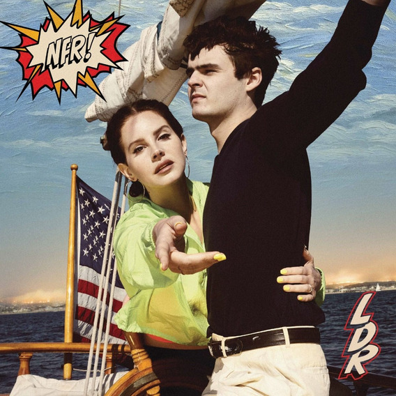Lana Del Rey - Norman Fucking Rockwell (cd)