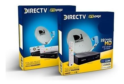 Kit Directv Prepago Hd Colombiano Recarga Colombia Recargas