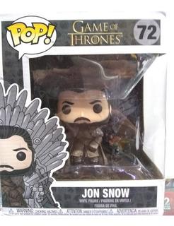 Funko Pop! Game Of Thrones Jon Snow #72