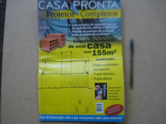 Casa Pronta Projetos Completos N 1 - Arquitetura Construcao