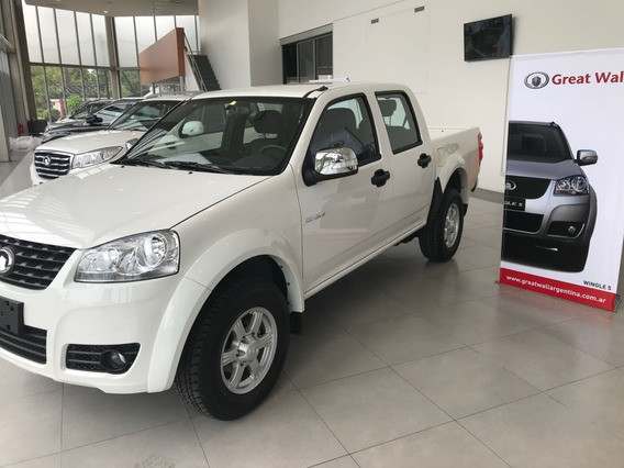 Great Wall Wingle 5 2.0 Tdi Dc 2wd My18 $ 839.000 Jv