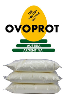 Proteina Clara De Huevo Albumina 100% 1kg Ovoprot