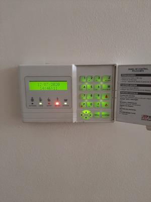 Instalación De Alarmas