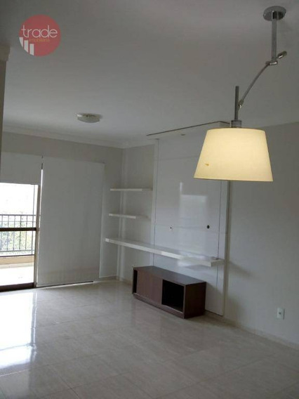 Apartamento Com 3 Dormitórios Para Alugar, 106 M² Por R$ 2.000,00/mês - Jardim Botânico - Ribeirão Preto/sp - Ap4650