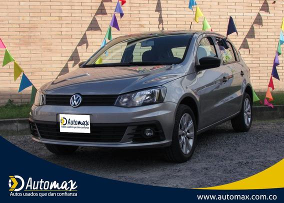 Volkswagen Comfortline 1.6 Mt