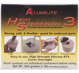 Alumilite - Silicon Liquido Para Hacer Moldes De Alta Resist