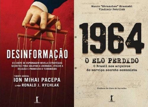 1964 + Desinformação
