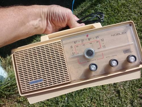 Radio Noblex Fabulino Mod N T 117 A