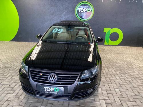 Volkswagen Passat 3.2 Fsi V6 24v Gasolina 4p Tiptronic