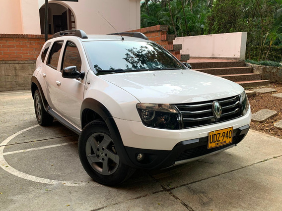 Renault Duster Automatica 2016 Color Blanco