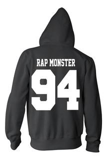 Campera + Gorra Bts Rap Monster