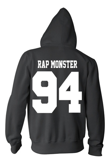 Campera + Gorra Bts Rap Monster