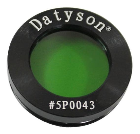 Filtro Lunar Verde 50% - 1.25 Telescópios Astrofotografia