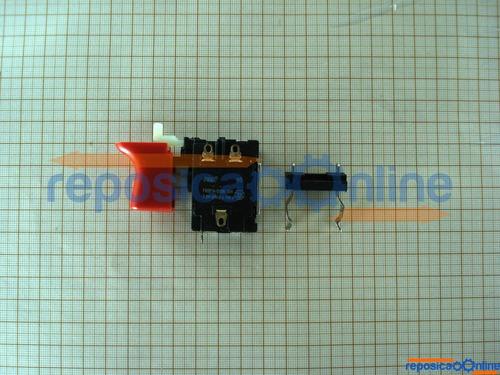 Imagem 1 de 1 de Interruptor Para Furadeira Parafusadeira 2212 / 2511 / 2611