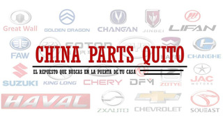 Repuestos Originales Changhe Dongfeng Great Wall Chery Jac